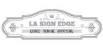 LA Sign Edge