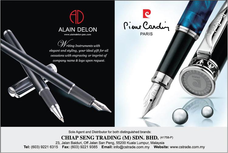 Alain Delon Pen | Pier...