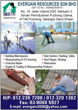 Evergain Resources Sdn Bhd Gutters Amp Downspouts