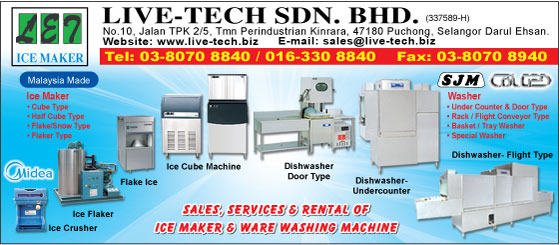 Live Tech Sdn Bhd Air Conditioning Equipment Amp Systems