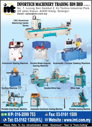 Infortech Machinery Trading Sdn Bhd Malaysia