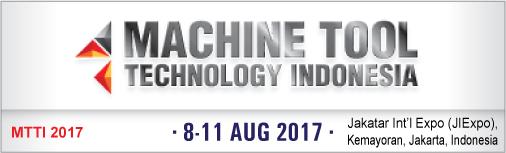 MACHINE TOOL TECHNOLOGY INDONESIA 2017