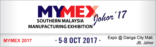 MYMEX JOHOR 2017 - SOUTHERN MANUFACTURING EXHIBITION