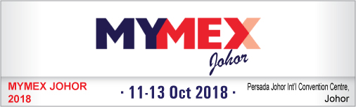 MYMEX JOHOR 2018 - SOUTHERN MANUFACTURING EXHIBITION