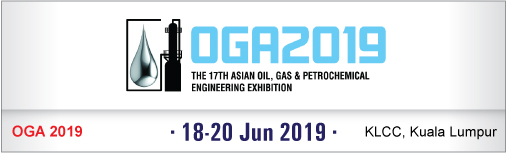 OGA - The 17th Asean Oil, Gas & Petrochemical Engineering Exhibition 2019