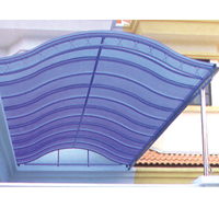 Roofing Awnings Skylights Polycarbonate Awning