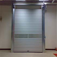 High Speed Door Roller Shutter Door Rapid Door Steel