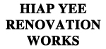Hiap Yee Renovation Works