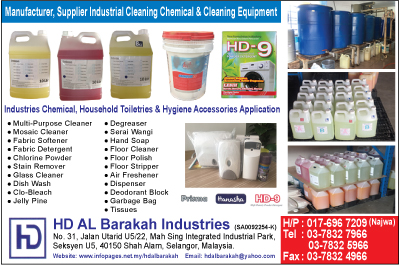 Cleaning Chemicals | Cleaning Equipment | Hygiene