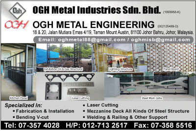 OGH Metal Engineering | Malaysia