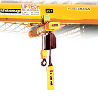 Electric Monorail Chain Hoist
