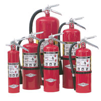 Fire Extinguisher Suppression Division