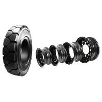 Forklift Tyre & Rims