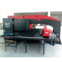 CNC Turret Punch Machine