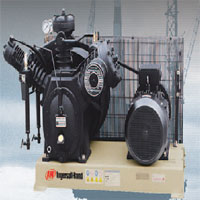 Type 30 Multi Stage High Pressure Air  Compressor (500Psig-6000Psig)