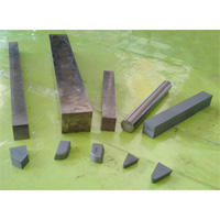 Square & Round Tool Bit and Carbide Tip