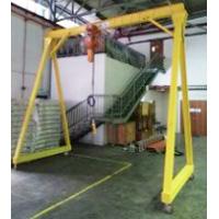 1 Ton X 4M Span Portable Crane