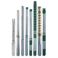 C.R.I Bore Hole Submersible Pump & Motors