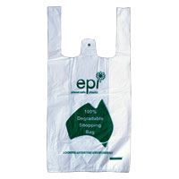 Biodegradable Singlet Bag