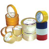 Stationary Tapes / OPP Tapes / Colour OPP Tapes / OPP Printed Tapes