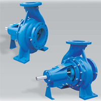 Back Pull-Out Centrifugal Pumps