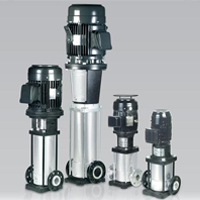 RGV Series Vertical In-Line Multistage Pump