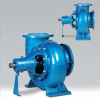Mixed Flow Pump