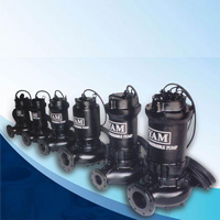 Yam Submersible Pump