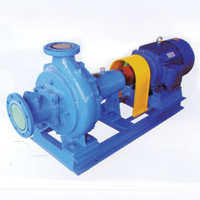 SZP Type Centrifugal Pulp Pump