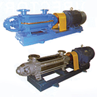 D, DG Series Multistage Boiler Feed Pump