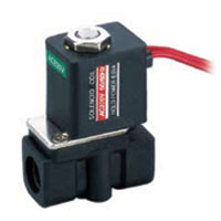 2/2 Way Solenoid Valves With Engineering Plastic Body