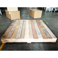 2 Way Wooden Pallet With Top Fully Cover