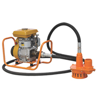 "Submersible Pump LSP 3""BS / LSO-80-JIS"
