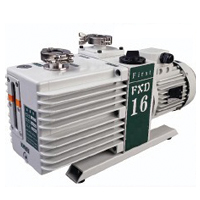 2 Stage Oil Rotary Vane Vacuum Pump