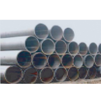 Welded Steel Black Pipe