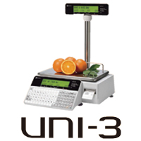 Electronic System Scale Printer