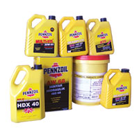 Pennzoil Lubricant
