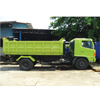 Waste Disposal Vehicles
