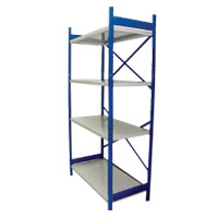 Bolt Free Shelving System