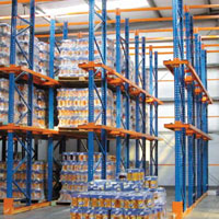 Drive In & Drive Through Racking System