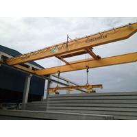 10 Ton + 10 Ton Double Girder Overhead Crane