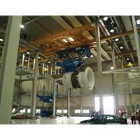 20 Ton Underhung Crane - Aerospace