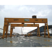80 Ton Double Girder Gantry Crane