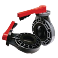 Butterfly Valve (Level Handle Type)