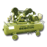 HITACHI Oil-Free Bebicon Air Compressors