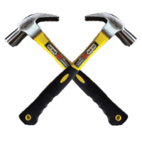 27mm Claw Hammer C/W Fibre Handle
