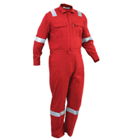 Coverall Red