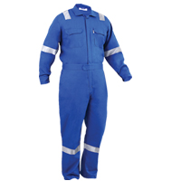 Coverall Royal Blue