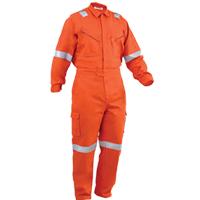 Coverall Orange