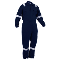 Coverall Navy  Blue